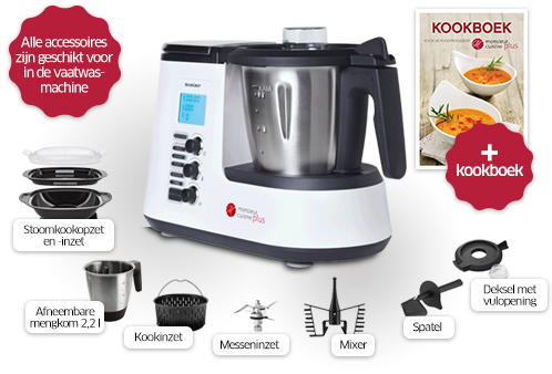 Silvercrest cook processor monsieur cuisine aanbieding for Cuisine lidl